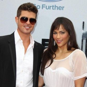 Paula Patton Files for Divorce from Robin Thicke - New Boyfriend is Zak Waters