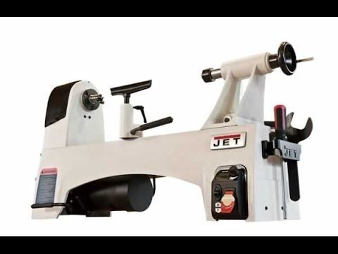 Nice video of the popular JET JWL 1221VS Lathe! This Jet lathe is big enough, sturdy and affordable and it can answer all the needs of an average woodturner! Visit http://www.handymantips.org/category/woodworking/ for more woodworking tips!
