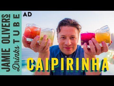 Jamie's Brazilian Caipirinha - FOUR Ways! | Jamie Oliver - YouTube