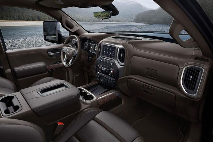 Gmc 2020 Sierra Hd Preview Photos Towing Specs Release Date Gmc Sierra Denali Denali Hd Gmc Sierra