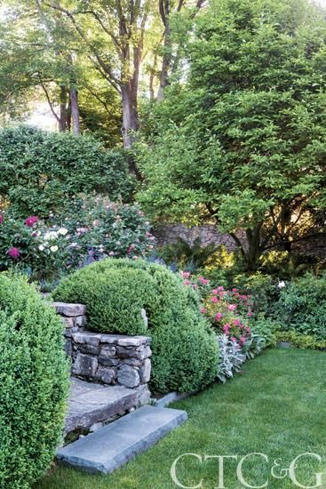 80 best gardens walkway hardscape images on pinterest - Connecticut cottages and gardens ...
