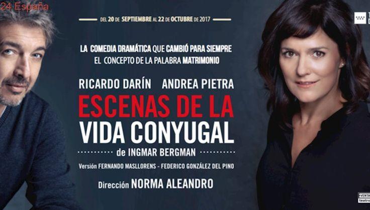 La obra «Escenas de la vida conyugal» llega a Madrid