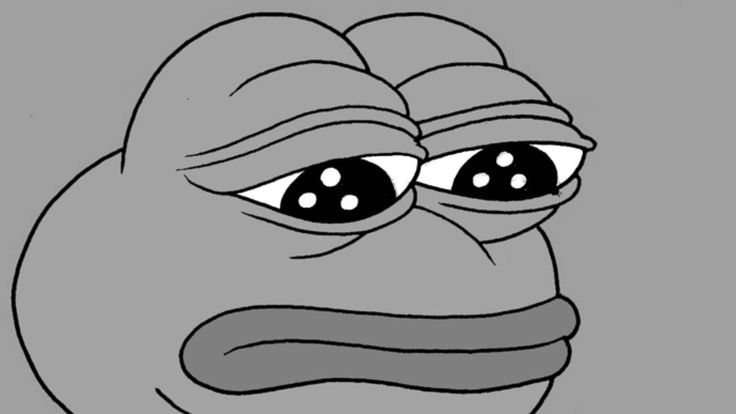 """It's a bittersweet day for the world of stoner cartoon characters, as comedy meme Pepe The Frog—who had recently been adopted as a mascot for the racist """"alt-right"""" community—has died. This comes from Comic Book Resources, which says Pepe was killed by creator Matt Furie in a one-page strip."""