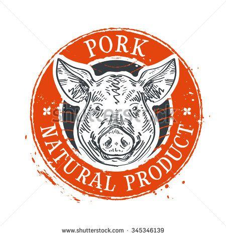 Pig Vetores e Vetores clipart Stock | Shutterstock