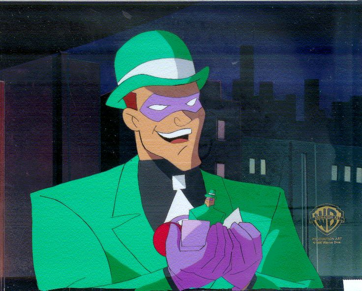 mad hatter animated series batman Google Search