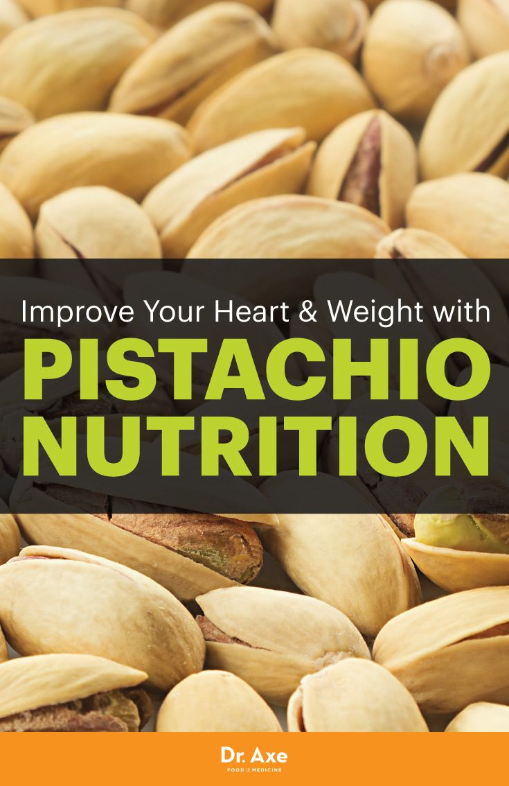 Pistachio Nutrition Lowers Bad Cholesterol + Boosts Eye Health
