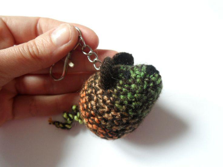 Brelok mysz 049 w LolaArtStudio na DaWanda.com