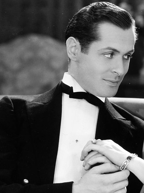 Robert Montgomery ~ Elizabeth Montgomery's Famous & Celebrated Father & Former Husband Of EM's Mother, Actress Elizabeth Allen.