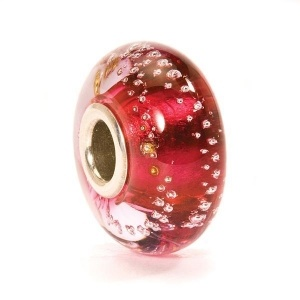 Original Trollbeads Tracce d'Argento Rosa 61355, $34