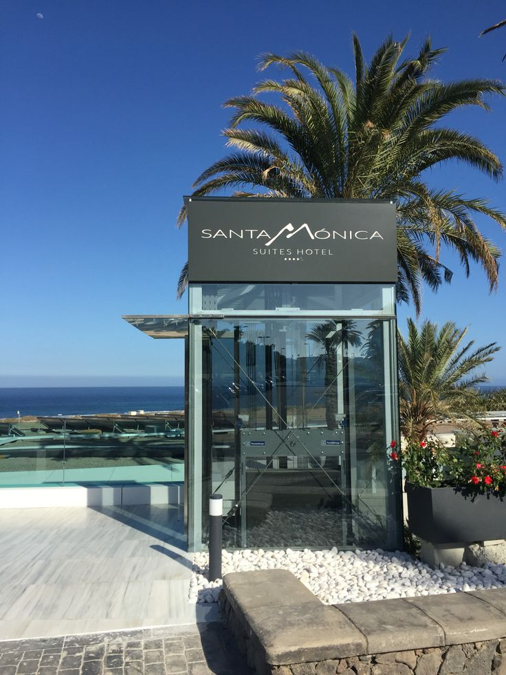 Hotel Santa Monica, Gran Canaria, Spain