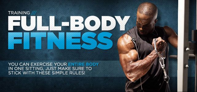 Limited time for a workout, work every muscle group three days a week and have amazing muscle gains while torching fat.