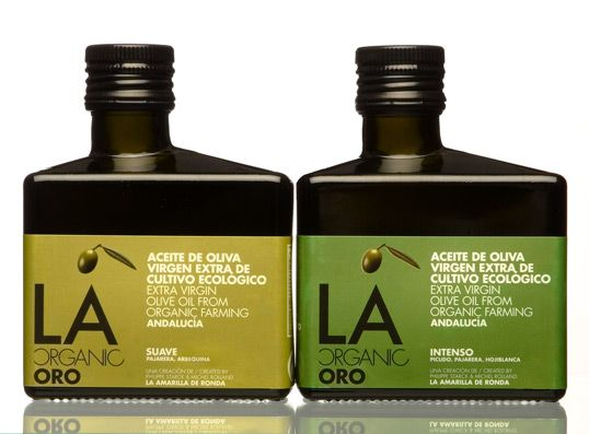World renowned designer Philippe Starck worked with LA Organic in developing and designing their line of organic olive oils. Blending a minimally designed label with a unique structure, Starck succeeded in creating a package design which stands out amongst the plethora of competitive olive oil brands.