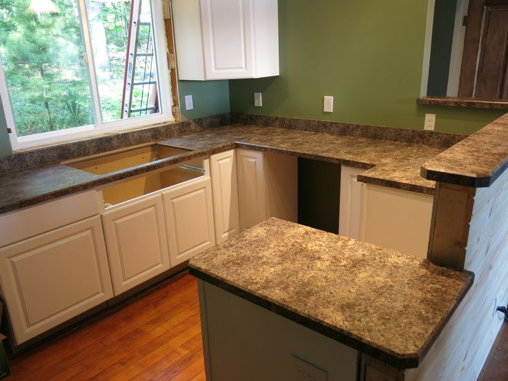Countertop Edges Menards : ... countertop with Bevel edge. Kitchens Pinterest Countertops