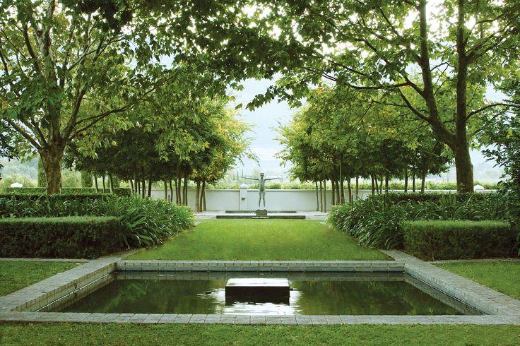 The Angel's Garden at Grande Provence Heritage Estate