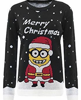 Amco ® CHILDREN KIDS UNISEX BOY GIRL OLAF FROZEN MINION CHRISTMAS XMAS JUMPER SWEATER UK SIZE 5-14(K) kids childrens olaf, minion and other xmas christmas jumpers. 100% acrylic (Barcode EAN = 0620944799282). http://www.comparestoreprices.co.uk/kids-clothes--girls/amco-®-children-kids-unisex-boy-girl-olaf-frozen-minion-christmas-xmas-jumper-sweater-uk-size-5-14-k-.asp