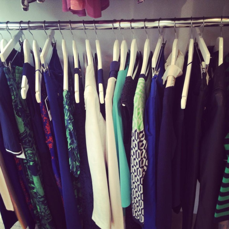 spring summer 2013, navy and green! www.miriamlondon.co.uk