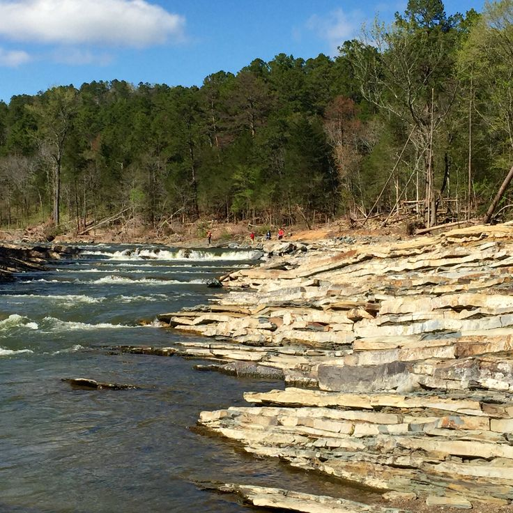 River In #brokenbow #beaversbendstatepark #mountainstarlodge. Broken Bow MountainsCabinCottage
