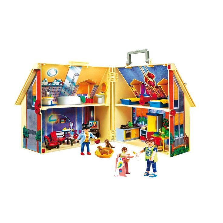 1000 id es sur le th me maison playmobil sur pinterest. Black Bedroom Furniture Sets. Home Design Ideas
