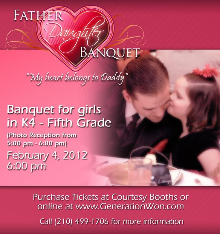 Father Daughter Banquet | Cornerstone Church