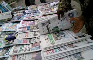 Punch   PDP'll win 2019 presidential poll 'Adeniran  Africa'll need 22000 pilots in 20 years ' Boeing  LAMATA Japan to build $1bn Lagos urban rail  Recession: Buhari's economic team meets experts for help  Shippers threaten to boycott Nigerian ports over rising duty  Oliseh drums support for Team Nigeria  Nine AfroBasket winners in D'Tigers' Olympic squad  GOtv Boxing: Skoro eyes Kakembo rematch  Mikel targets new Chelsea contract  Ikeja Golf Club celebrates Ibru  Team Nigeria land in Rio…