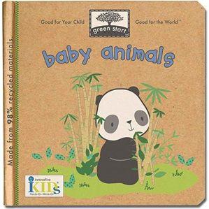 Green Start Books | Baby Animals at little green footprints