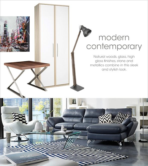 modern contemporary furniture ideas