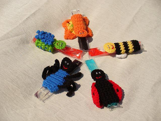 97 Best Images About Bug Crochet Patterns On Pinterest