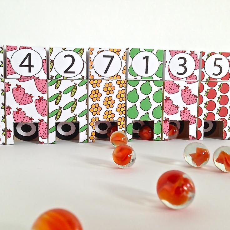 Marbel game by Summerchild1973