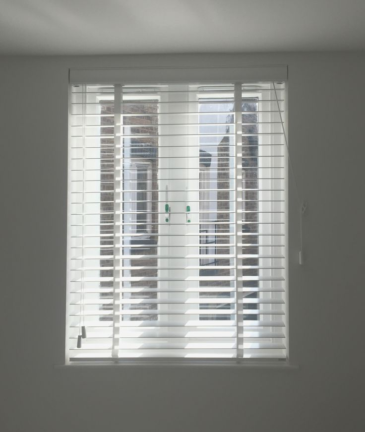 Best 25+ White Wood Blinds Ideas On Pinterest
