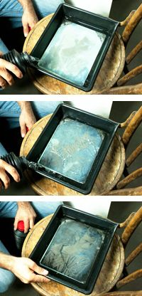 How To / Wet-Plate Collodion (Ambrotype) / Alternative Photography