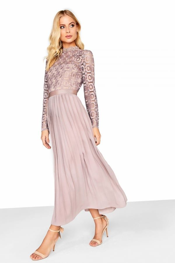 382a7927efe2a3 Little Mistress Oyster Pleat Dress | Mother of the Bride | Dresses ...