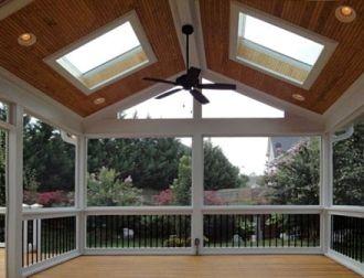 love the skylights                                                       …