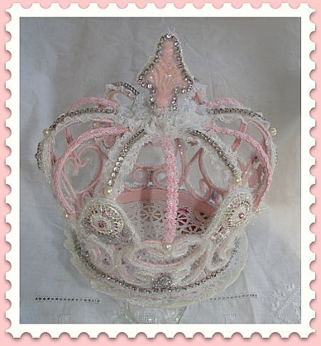 """The Queen's Crown"" from Treasured Heirlooms' photostream"