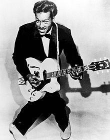 Chuck Berry 1957.