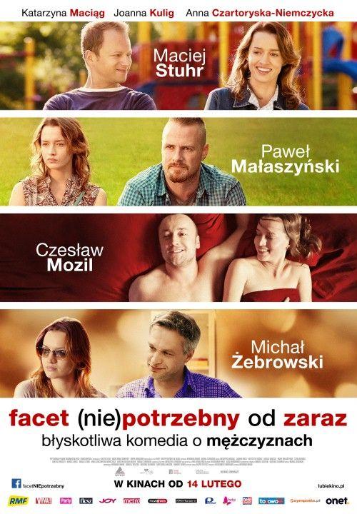 Facet (nie)potrzebny od zaraz (2014) #kinoatlantic