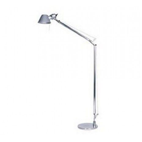 Artemide Tolomeo Lettura Vloerlamp aluminium
