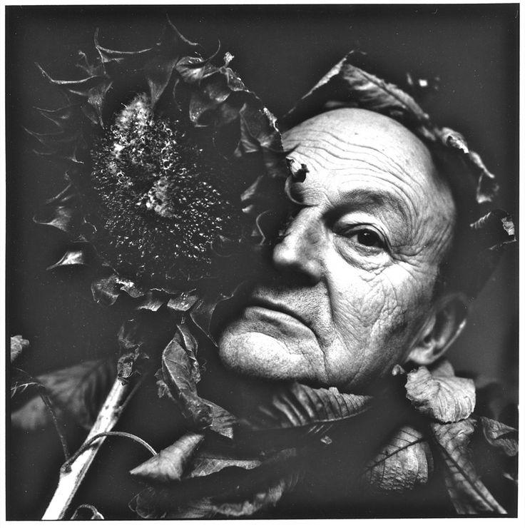 Michel Tournier par Arthur Tress - L'Œil de la photographie