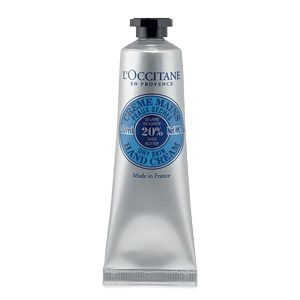 Enriched with 20% Shea Butter, this super-creamy balm penetrates quickly to protect, nourish and moisturize hands.