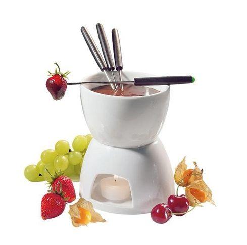 Birchline - Frieling Cilio Premium Chocolate Fondue Set , $29.95 (http://www.birchline.com/frieling-cilio-premium-chocolate-fondue-set/)