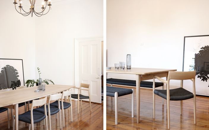 Danish and Scandinavian Dining Room Furniture
