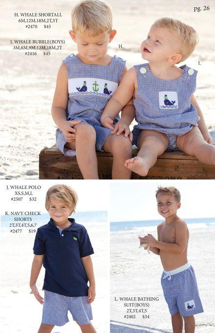 Spring 15' Shrimp and Grits Kids Catalog