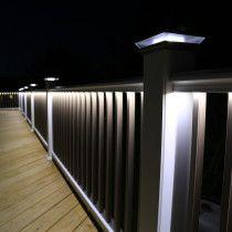 Best 286 Best Deck Lighting Ideas Images On Pinterest Decks 400 x 300