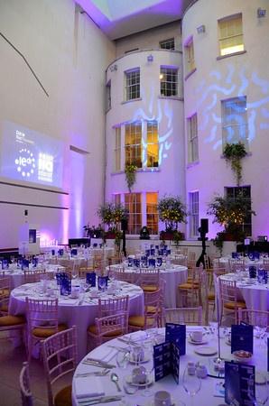 The Irish Internet Association's Dot ie Net Visionary Awards 2012 in the Winter Garden Restaurant, National Gallery of Ireland.