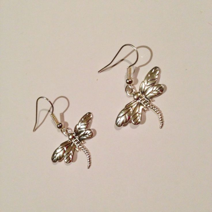 I'm selling Dragon fly earrings - A$15.00 #onselz
