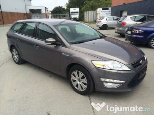 Ford Mondeo model 2012