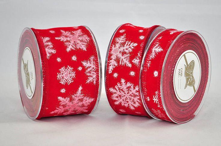 Χριστουγεννιάτικες Κορδέλες για όλες σας τις χειροποίητες κατασκευές και στολισμούς! http://www.scrap-crafts.gr/