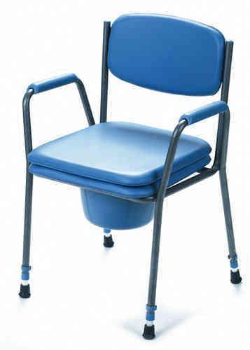 Silla con inodoro CLUB | Para personas con problemas de movilidad/incontinencia