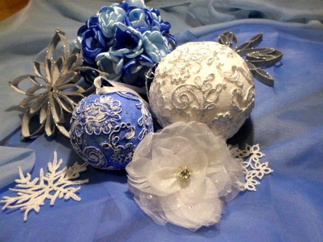 DIY - Zrób to sam, Handmade, Upcykling, Moda, Dekoracje, Inspiracje: Ozdoby świąteczne na Boże Narodzenie DIY