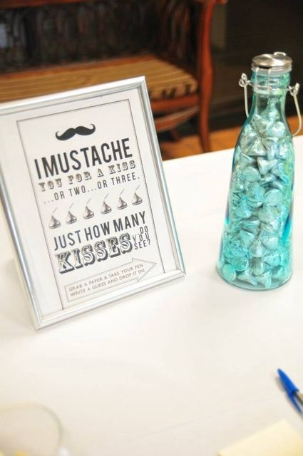 Little Man Baby Shower Party Ideas | Photo 4 of 24 | Catch My Party
