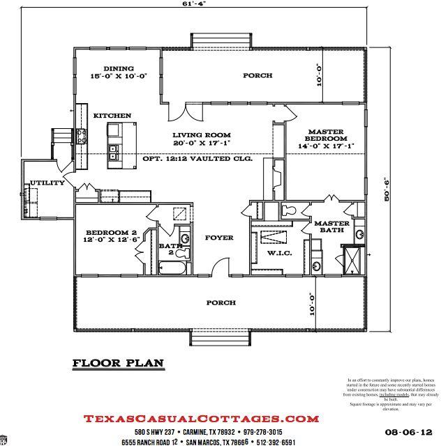 House Plans Texas